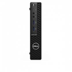 Calculator Dell OptiPlex 3080 MFF, Intel Core i3-10100T, RAM 8GB, SSD 256GB, Intel UHD Graphics 630, Windows 10 Pro