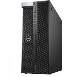 Calculator Dell Precision 5820 Tower, Intel Xeon W-2102, RAM 16GB, SSD 512GB, nVidia Quadro P1000 4GB, Linux