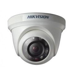 Camera Analog Dome Hikvision DS-2CE55A2P-IR, 700TVL, Lentila 3.6mm, IR 20m