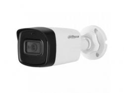 Camera Dahua Bullet HAC-HFW1200TL-A-0360B, 2MP, Lentila 3.6mm, IR 80m