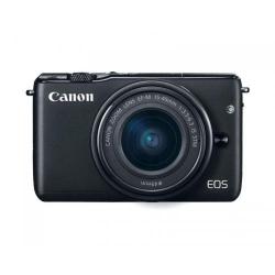 Camera Foto Canon Eos M10 15-45 Kit 18MP, black