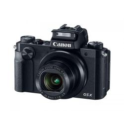 Camera Foto Canon PowerShot G5x 20.2MP, black