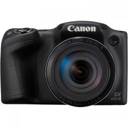 Camera foto Canon SX430IS Bridge, 20.5 Mp, Black