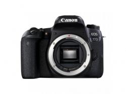Camera Foto Nikon DSLR EOS 77D, 24.2MP, Black