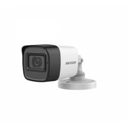 Camera HD Bullet Hikvision DS-2CE16H0T-ITFS28, 5MP, Lentila 2.8mm, IR 30M