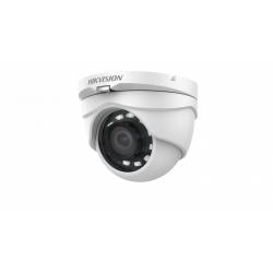 Camera HD Dome Hikvision 4in1 DS-2CE56D0T-IRMF2C, 2MP, Lentila 2.8mm, IR 20m