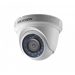 Camera HD Dome Hikvision DS-2CE56D0T-IRF-28, 2MP, Lentila 2.8mm, IR 25M