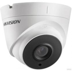 Camera HD Dome Hikvision DS-2CE56D0T-IT3F, 2MP, Lentila 3.6mm, IR 40m