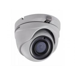Camera HD Dome Hikvision DS-2CE56H5T-ITM, 5MP, Lentila 2.8mm, IR 20m