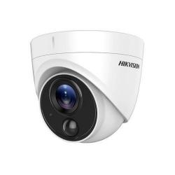 Camera HD Dome Hikvision DS-2CE71H0T-PIRL, 5MP, Lentila 2.8mm, IR 20m