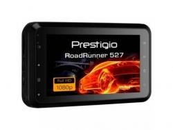Camera video auto Prestigio RoadRunner 527, Full HD, 3inch, Black