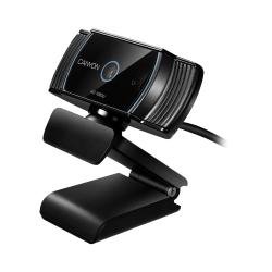 Camera Web Canyon CNS-CWC5, USB 2.0, Black