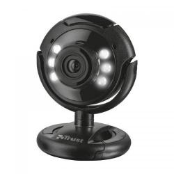 Camera Web Trust Spotlight Pro, USB, Black