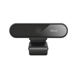Camera web Trust Tyro Full HD, Black