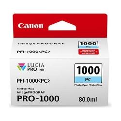 CANON PFI-1000PC PHOTO CYAN - BS0550C001AA