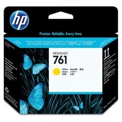 Cap printare HP 761 Yellow - CH645A