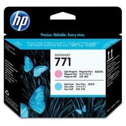 Cap printare HP 771 Light Magenta/Light Cyan - CE019A