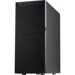 Carcasa Inter-Tech Black Velvet II, Fara sursa