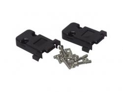 Carcasa mufa serial 9 pini Valueline ; Cod EAN: 5948636007909