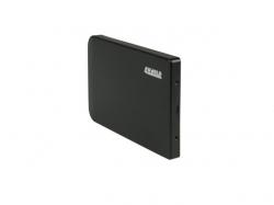Carcasa (rack) metalica pentru HDD 2.5'' SATA cu port USB 2.0 MOBSTORE2-2.5-4W-BX