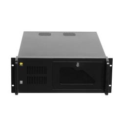 Carcasa server Netrack NP5104, microATX/ATX/eATX, 4U, rack 19inch