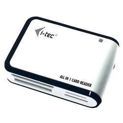 Card reader i-tec USBALL3-W All-in-One, USB 2.0, Black-White