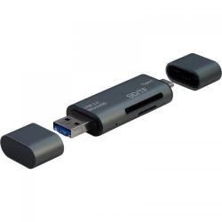 Card reader Inter-Tech Argus V16-2.0, USB 2.0