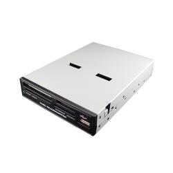Card reader Logilink CR0005C, 3.5inch intern, 54 in 1, USB 2.0
