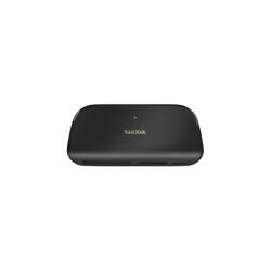 Card reader SANDISK ImageMate PRO, USB-C, Black