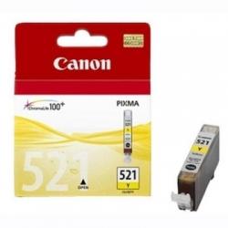Cartus Cerneala Canon CLI-521 Yellow - BS2936B001AA