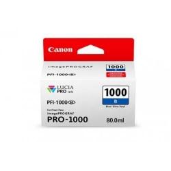 Cartus Cerneala CANON PFI-1000B BLUE - BS0555C001AA