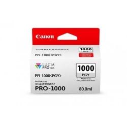 Cartus Cerneala CANON PFI-1000PGY PHOTO GREY - BS0553C001AA