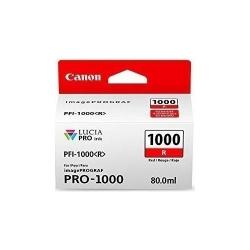 Cartus Cerneala CANON PFI-1000R RED - BS0554C001AA