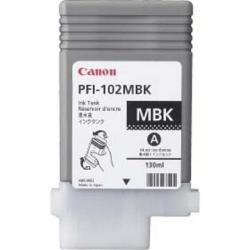 Cartus Cerneala Canon PFI-102 Matte Black - CF0894B001AA
