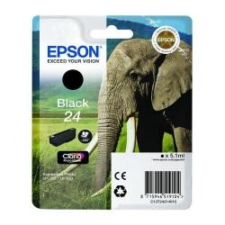 Cartus Cerneala Epson Black 24 - C13T24214010