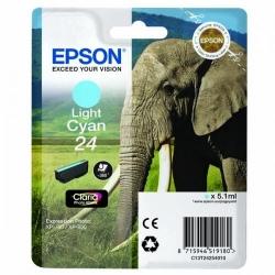 Cartus Cerneala Epson Light Cyan 24 - C13T24254010