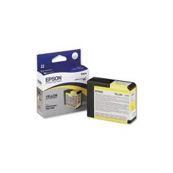 Cartus Cerneala Epson T5804 Yellow C13T580400