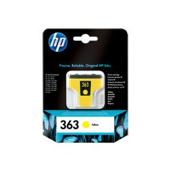 Cartus cerneala HP 363 Yellow - C8773EE