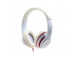 Casti cu microfon Gembird MHS-LAX-W, White