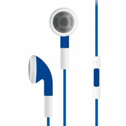 Casti cu microfon Serioux HDPH-IE01, Blue-White