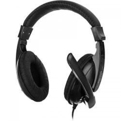 Casti cu microfon Somic ST-2628, Black