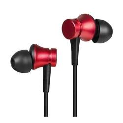 Casti cu microfon Xiaomi Mi Earphones Basic, Red