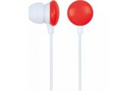 Casti Gembird MHP-EP-001-R, White-Red