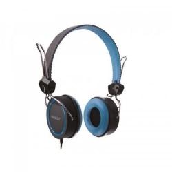 Casti Microlab K300 Black/Blue