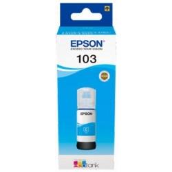 Cerneala Epson 103 Cyan C13T00S24A