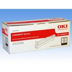 Cilindru color Oki seria C3520MFP/3530MFP/MC350/MC360-Black (15K)