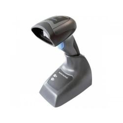 Cititor coduri de bare Datalogic QuickScan QBT2131, 1D, BT, Cradle, Black