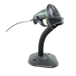 Cititor coduri de bare Motorola Symbol LS2208, 1D, USB, Stand, Black