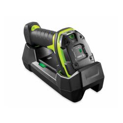 Cititor coduri de bare Zebra LI3678-SR, USB, Black-Green