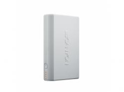 Baterie portabila Canyon CNE-CPBF78W, 7800mAh, 2x USB, White